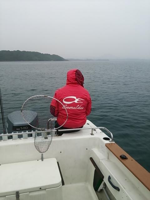 ボート釣り13