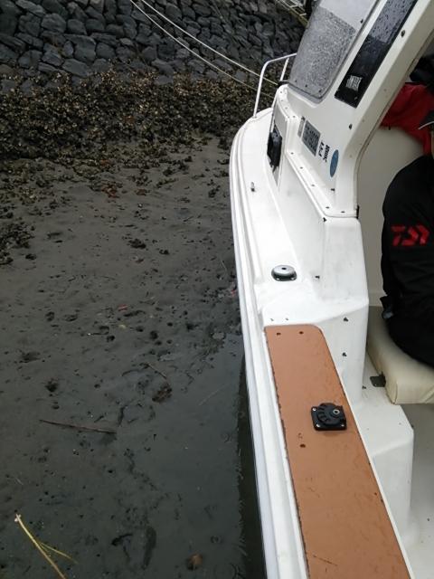 ボート釣り16