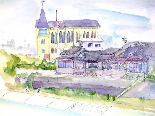 鴨川下流教会