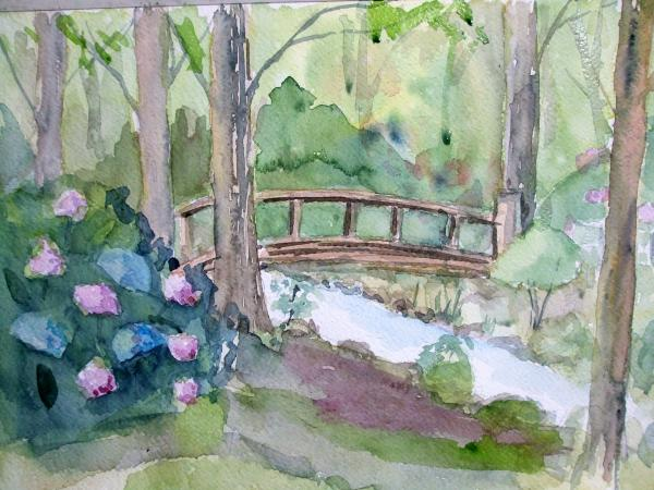 長い植物園
