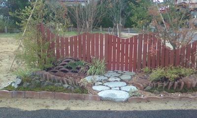 ミニ庭園2
