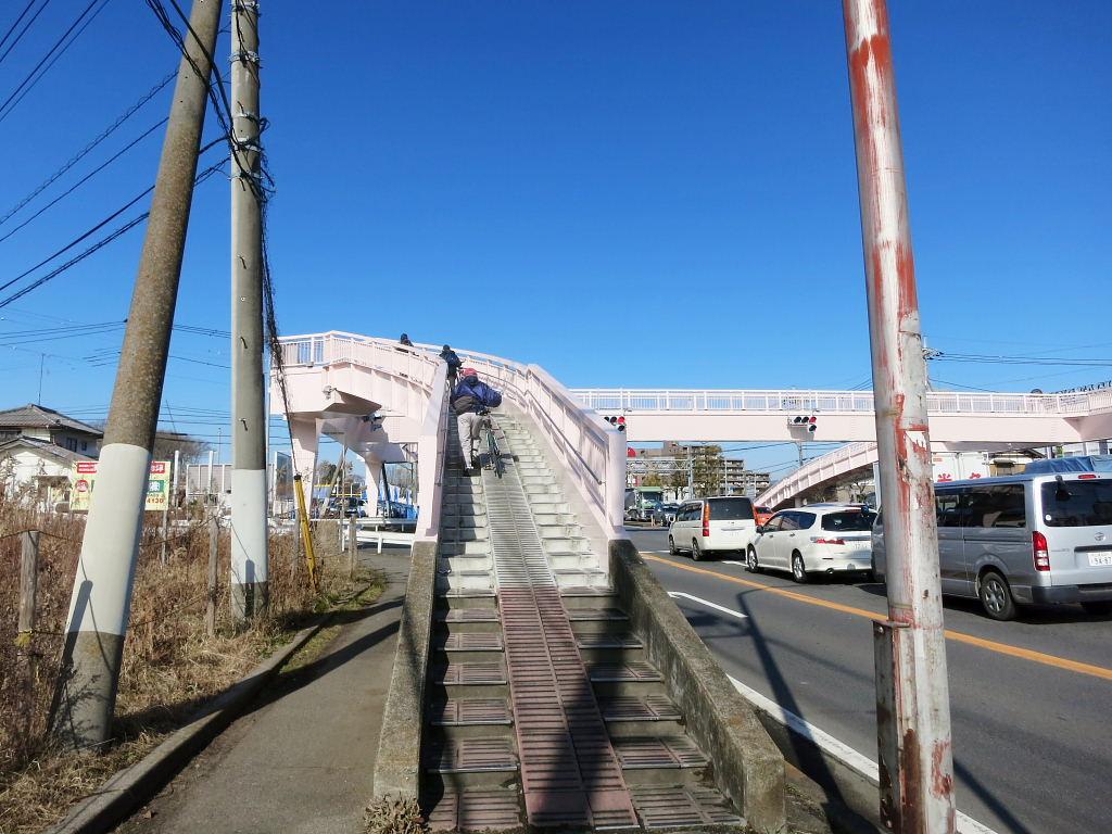 大角豆歩道橋