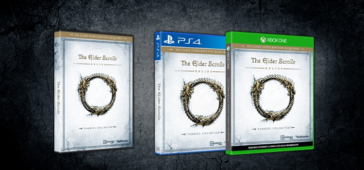 ESO release date announced for PS4 and Xbox - ESO Life