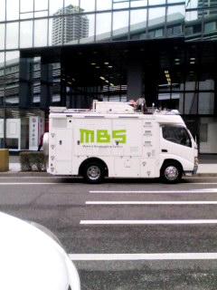MBS車両 神戸市役所前 150116_1145~001