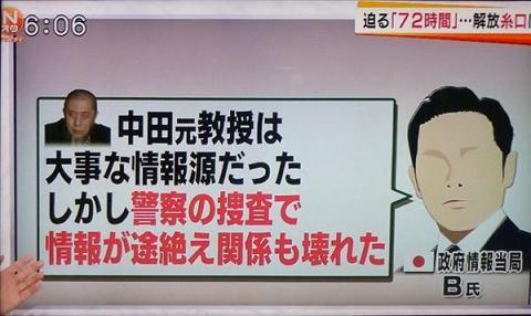 中田元教授は協力的で大事な情報源だった。 B78iP64CEAE76BA