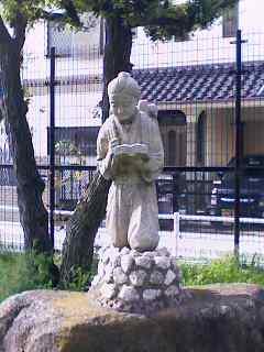 二宮尊徳像 150412_0824~001