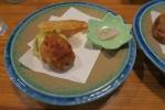 養浩荘夕食10