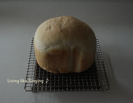 シンプルなパン