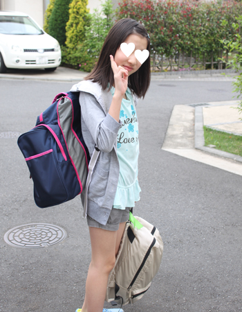 杏ちゃん修学旅行