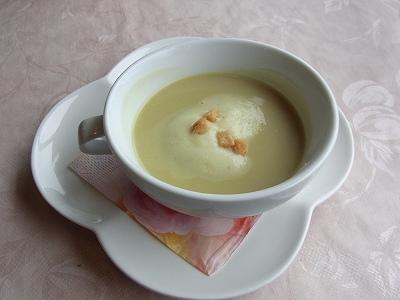 珍しいスープ