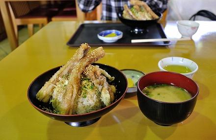 太刀魚丼再び