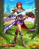 漆黒のレガリア魔法剣士