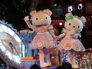 パレード キティ&ミミィ