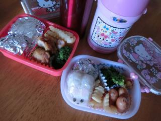 親子遠足のお弁当
