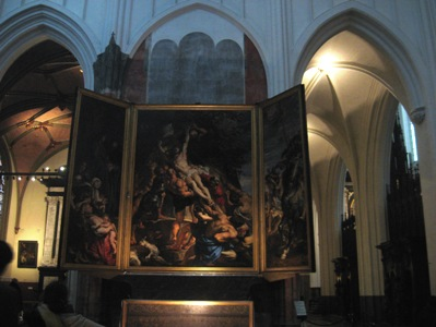 ベルギー大聖堂
