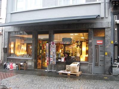 アントワープのお店