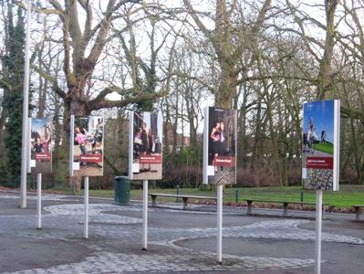 ベルギーの風景