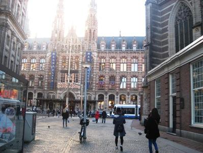 アムステルダムマグナプラザ