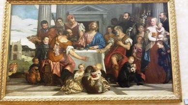 ルーブル美術館絵画