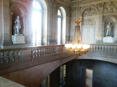 ヴェルサイユ宮殿吹抜