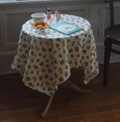 このテーブルは