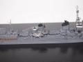 陽炎型天津風魚雷発射管