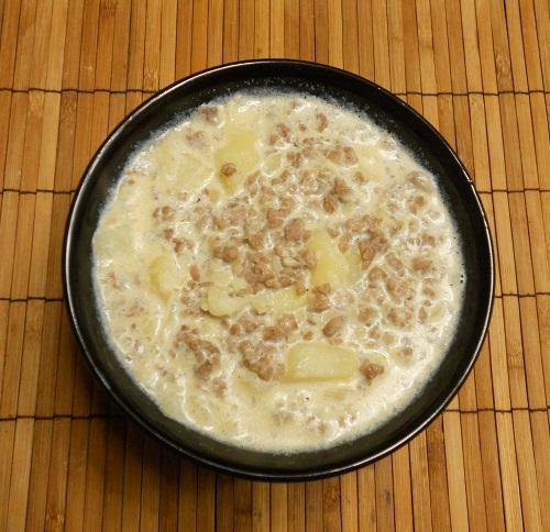 魔法のホワイト担々麺8