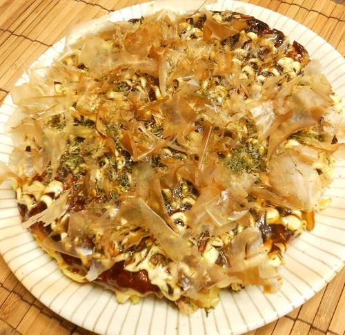澤飯家特製お好み焼き13