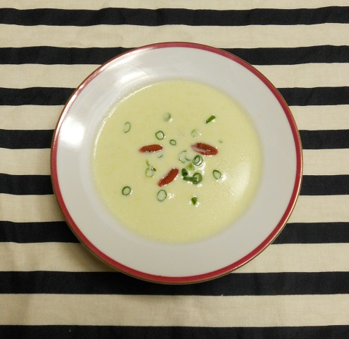 えだ豆のスープ12