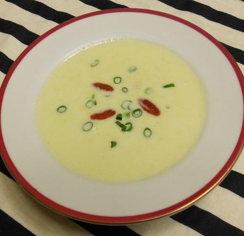 えだ豆のスープ13