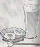 半熟煮たまご&プレモルビール図