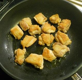 鶏もも肉の甘辛ハニみそ焼き5