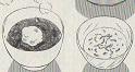 二種の漬け汁図
