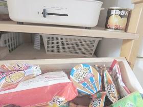 キッチンとBRUNO収納 (6)