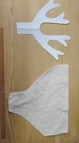 21 布の角 縫う