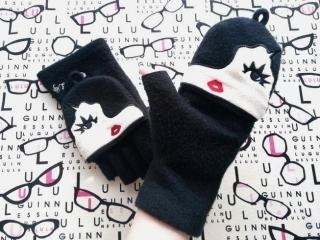 ルルギネス女の子まつげ手袋