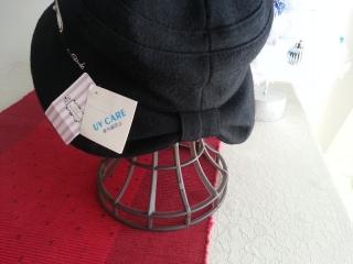 ルルギネス帽子カメオ2