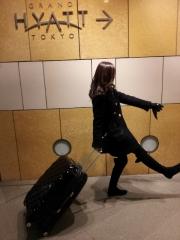 ルルギネススーツケース/バッグ黒
