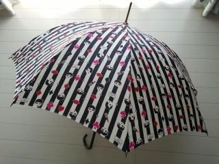 ルルギネスストライプ傘