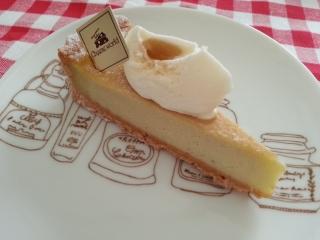 吉祥寺チーズケーキ専門店Rubanフォレゾール