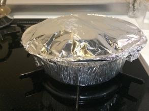 【必見キャンプ生活】 【アルミ箔鍋キャンプ】ご飯は炊けるか(炊飯実験)?