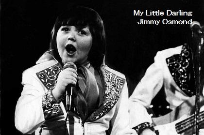 My Little Darling - Jimmy Osmond