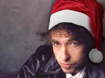 Bob Dylan's Santa