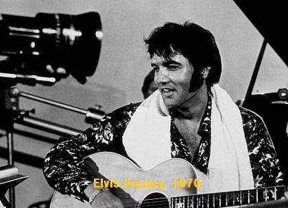 Elvis Presley, 1970