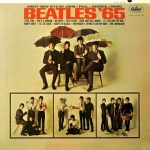 US編集盤『Beatles '65』(Front)