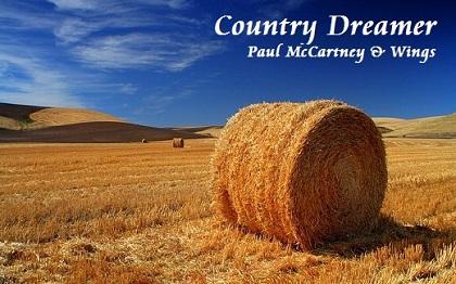 Country Dreamer - Paul McCartney & Wings