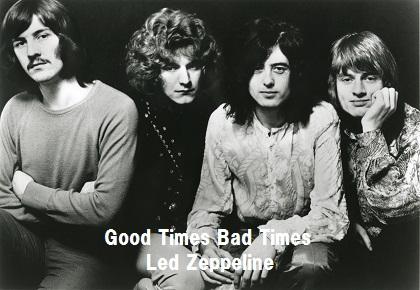 Good Times Bad Times - Led Zeppeline