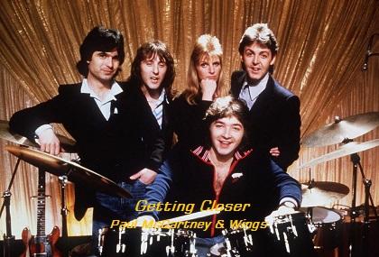 Getting Closer - Paul McCartney & Wings