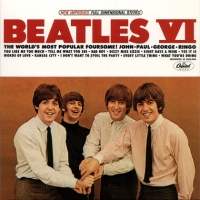 US編集アルバム『Beatles VI』