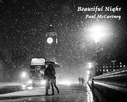Beautiful Night - Paul McCartney